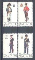 Malta - 1989 Maltese Uniforms MNH__(TH-13071) - Malta
