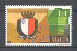 Malta - 1989 New State Coat Of Arms MNH__(TH-16746) - Malta