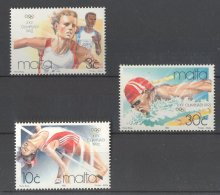 Malta - 1992 Barcelona MNH__(TH-15691) - Malta