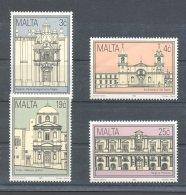 Malta - 1992 Historic Buildings MNH__(TH-4630) - Malta