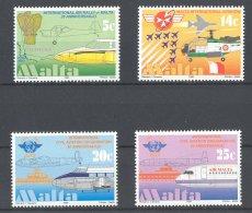 Malta - 1994 Aviation MNH__(TH-17980) - Malta