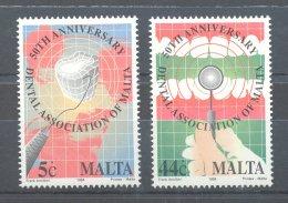 Malta - 1994 Dentist Association MNH__(TH-9100) - Malta