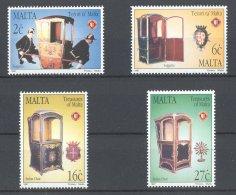 Malta - 1997 Art Treasures MNH__(TH-17964) - Malta