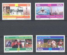 Malta - 2000 Sport MNH__(TH-17948) - Malta