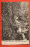 HBY-19  Dans Les Gorges De La Poueta-Raisse Près De Fleurier.  Cachet 1909 - NE Neuenburg