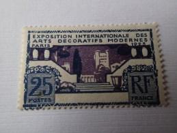 213** Très Beaux Cote 150€.   1995. - Variedades: 1921-30 Nuevos