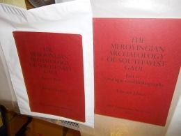 @ The Merovingian Archaeology Of South-West Gaul, Part I & II  1977  EDWARD JAMES - Archeology