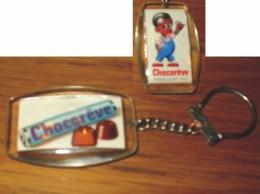 Porte-clés Chocolat Chocorêve Mondicourt P.d.C. - Schlüsselanhänger