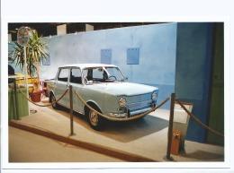 Paris 75 - Photographie Originale Salon Rétro Mobile 2004 - SIMCA 1000 Gros Plan Véhicule De Collection - Automobiles