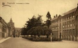 Poperinge, Poperinghe, Bertenplaats En College VIA YPER - Poperinge