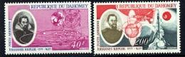 DAHOMEY  1971  Kepler, Astronome  - Sérei Complète  ** - Benin – Dahomey (1960-...)