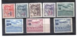 BAU1257 TSCHECHOSLOWAKEI CSSR 1949  MICHL  586/93  ** Postfrisch SIEHE ABBILDUNG - Checoslovaquia