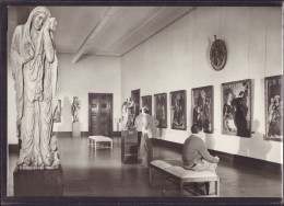 Berlin Dahlem - S/w Museum  Gemäldegalerie   Fotokarte - Dahlem