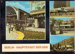 Berlin - Mehrbildkarte 358 - Allemagne