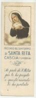 RICORDO DEL SANTUARIO DI SANTA RITA CASCIA - Santini