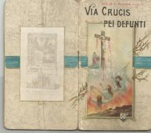 VIA CRUCIS PER DEFUNTI STILLE DI RUGIADA N. 17 - Religion & Esotérisme