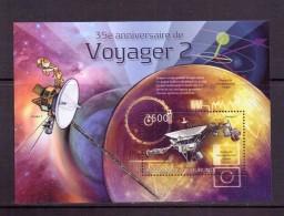 BURUNDI 2012  VOYAGER 2  YVERT N°NEUF MNH** - Space