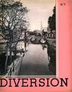 Photographie : Revue Publicitaire Diversion N° 7 Spécial Bruges (Belgique) - Photographie