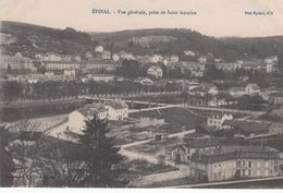 G , Cp , 88 , ÉPINAL , Vue Générale, Prise De Saint-Antoine - Epinal