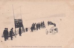 LES GARDNER-SERPOLLET EN COURSE.LE PREMIER 120 à L'HEURE. EN 1902. - Otros