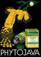 Publicité Phytojava (médicament Des Laboratoires Longuet 34 R Sedaine Paris) - Pubblicitari