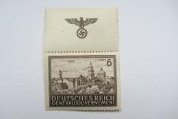 Lot De Trois Timbres Allemands Anciens Pour La Pologne - Germany