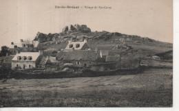 CPA - ILE DE BREHAT - VILLAGE DE NOT COVEN  A. THIRIAT ET B. BASUYAU - T. B. E. - Ile De Bréhat