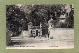 SAVIGNY   ENTREE CHATEAU - France