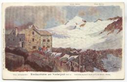 SIMILAUN, Tirol - ITALY / AUSTRIA, Mountain Climbing, 1912. - Altre Città