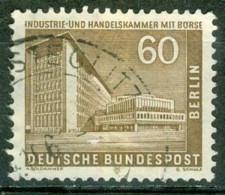 Monuments - ALLEMAGNE - BERLIN - Chambre De Commerce Et D'industrie, Bourse - N° 133A - 1956 - [5] Berlin