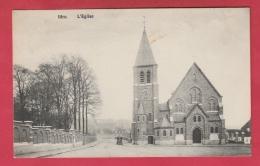 Ittre - L'Eglise - 1909 ( Voir Verso ) - Ittre