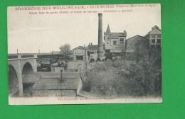 CPA 0001 92 ISSY LES MOULINEAUX Brasserie - Issy Les Moulineaux