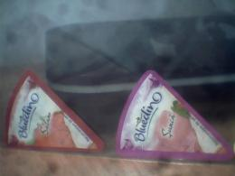 Romania -3  Labels Cheese - Kaas