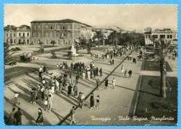 Viareggio - Viale Regina Margherita  - Molto Animata - Lucca