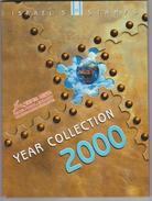 ISRAEL 2000 COMPLETE YEAR SET MNH IN IPA ALBUM - Israel