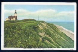 Cpa Etats Unis Massachusetts - Sankaty Head Light , Nantucket Island JIP46 - Nantucket