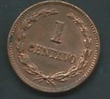 1 CENTAVO 1972 EL SALVADOR  Pieb20803 - El Salvador