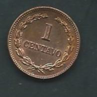 1 CENTAVO 1972 EL SALVADOR   Pieb21002 - Salvador