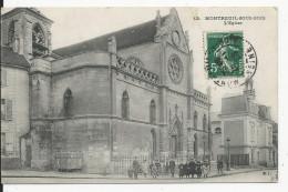 Montreuil Sous Bois   Eglise - Montreuil