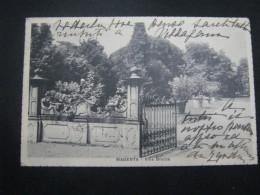 CA5 ITALIA CARD - VG. 1931 - MAGENTA MILANO VILLA BROCCA PARCO PARK - Milano (Milan)