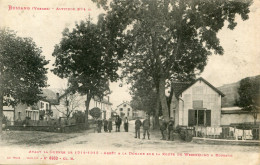 BUSSANG(FRONTIERE) - Douane