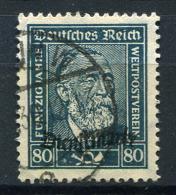 33183) DEUTSCHES REICH Dienst # 113 Gestempelt Aus 1924, 48.- € - Dienstpost