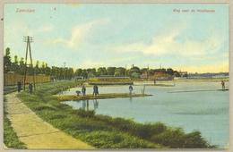 Zaandam - Weg Naar De Houthaven - 1909 - Zaandam