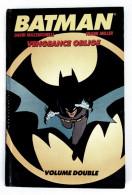 Vengeance Oblige (volume Double, Frank Miller & David Mazzucchelli) EO 1988 BATMAN - Batman