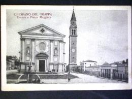 VENETO -TREVISO -CRESPANO -F.P. - Treviso