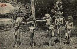 SRI LANKA / CEYLON - Veddahs, Wild Men - Sri Lanka (Ceilán)