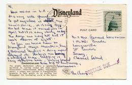 ETATS UNIS- Carte Postale De 1961 - United States