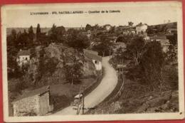 63 SAUXILLANGES - Quartier De La Coirerie - France