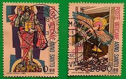 VATICANO 1983. AÑO SANTO. VALORES CLAVE. USADO - USED. OFERTA - Used Stamps