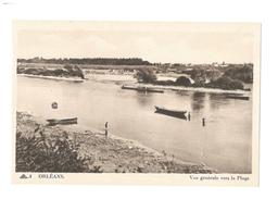 Orléans - Vue Générale Vers La Plage - Orleans